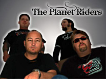 The Planet Riders Band Photo